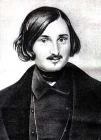Микола Гоголь біографія скорочено