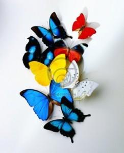 Леся Українка Метелик