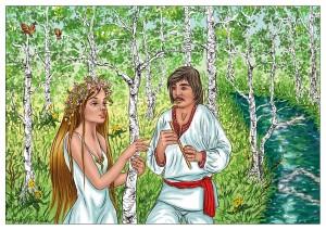 Леся Українка Лісова пісня